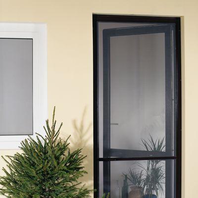 Moskitiera drzwiowa - fotografia